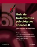 Guía de tratamientos psicológicos eficaces II. Psicología de la salud.