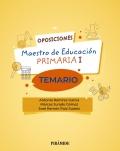 Oposiciones. Maestro de Educación Primaria I. Temario