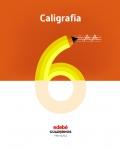 Caligrafía 6. Cuadernos primaria