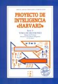 Proyecto de inteligencia Harvard. Serie V. Toma de decisiones. Manual del profesor E.S.O (12-16 años)
