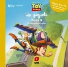 Un juguete nuevo. Un libro sobre los celos. Disney emociones