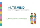 AutisMind 3 Emociones secundarias. Desarrollo de la teoría de la mente y el pensamiento social