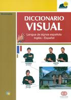 Diccionario Visual. Lengua de signos española Inglés-Español