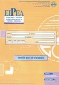 Manual de EIPEA, Evaluación Interactiva del Proceso de Enseñanza-Aprendizaje.