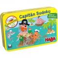 Capitán Sudoku. Juego de viaje