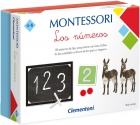 Montessori. Los números (Clementoni)