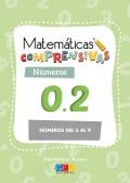 Matemáticas comprensivas. Números 0.2 números del 6 al 9