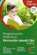 Programación didactica. Educación infantil CRA. 4 años.