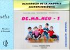 DE.MA.NEU 1. Desarrollo de la madurez neuropsicológica