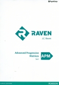 Cuaderno APM I de Raven, Matrices Progresivas.