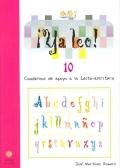 ¡Ya leo!  10 Cuadernos de apoyo a la lecto-escritura Silabas inversas: ar-as-al