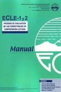 ECLE-1, Pruebas de Evaluación de las Competencias de la Comprensión Lectora. (juego completo)