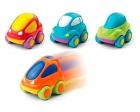 4 veloces minicars