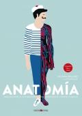 Anatomía, troquelados e ilustraciones para observar el cuerpo humano