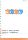 Manual del MSCA, Escala McCarthy de aptitudes y psicomotricidad para niños