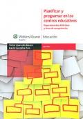 Planificar y programar en los centros educativos. Departamentos didácticos y áreas de competencias.