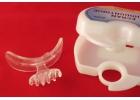 Pantalla oral flexible para mandibula retruida (grande)