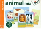 Animal Mix 24 piezas