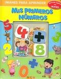 Mis primeros números. Imanes para aprender.