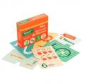 Mi primera caja de números. Montessori: Un mundo de logros