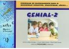 GENIAL - 2. Programa de razonamiento para el desarrollo cognitivo, creatividad, lógica...