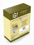 Pin de 30 usos de ampliación de usos corrección y/o aplicación del IGF-r, Inteligencia General y Factorial Renovado.