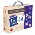 Lecto-bits de syllabes simples pour soutenir la parole et améliorer la lecture. Méthode LogoBits