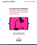 Estudiar para aprender: Programa de técnicas de estudio para Secundaria y Bachillerato. Libro del alumno.