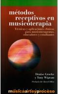 Métodos receptivos en musicoterapia. Técnicas y aplicaciones clínicas para musicoterapeutas, educadores y estudiantes.