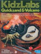 Arenas movedizas y volcán (Quicksand & Volcano)