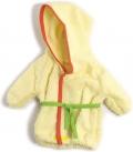 Albornoz para muñecos de 38-40cm