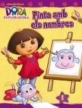 Pinta amb els nombres (Dora l'exploradora).