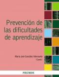 Prevención de las dificultades de aprendizaje.