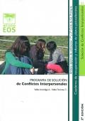 Conflictos interpersonales I. Programa de solución de conflictos interpersonales I.