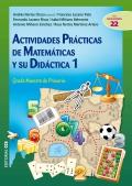 Actividades prácticas de matemáticas y su didáctica 1. Grado maestro de primaria.