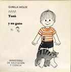 Colección cuentos para ver y tocar. Serie TOTÓ. (3 libros)