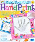 Haz la huella de tu mano (hand print)