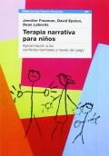 Terapia narrativa para niños. Aproximación a los conflictos familiares a través del juego.