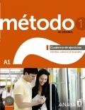 Método1 del español. Cuaderno de ejercicios A1