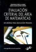 Evaluación criterial del área de Matemáticas