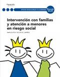Intervención con familias y atención a menores en riesgo social.
