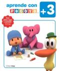 Aprende con Pocoyó y sus amigos (+3). Libro de actividades