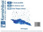 Un charco azul. Cuento para Kamishibai A4 (Es/En/Fr)