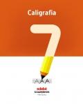 Caligrafía 7. Cuadernos primaria