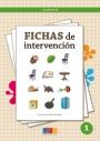Fichas de intervencion. Paquete del 1 al 5