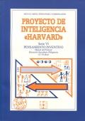Proyecto de inteligencia Harvard. Serie VI. Pensamiento inventivo. Manual del profesor E.S.O ( 12 - 16 años ).