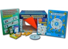 Dislexia, ortografía e iniciación lectora (juego completo con diccionario y baraja)