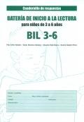 10 Cuadernillos de respuestas del BIL 3-6
