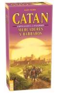 Catan - Mercaderes y Bárbaros. Ampliación para 5-6 jugadores