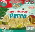 Libro + puzle 3D perro